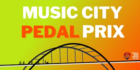 Music City Pedal Prix, in Partnership with the Music City Grand Prix tickets