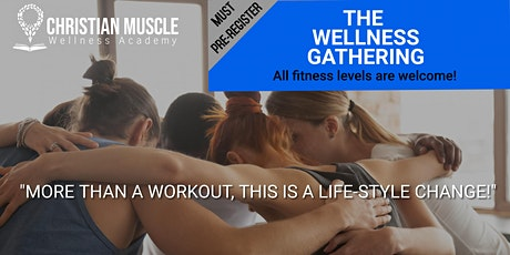 The Wellness Gathering tickets