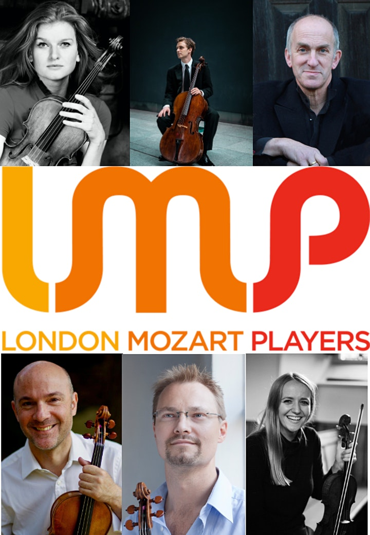 London Mozart Players and Guildhall graduates - Highgate Festival image