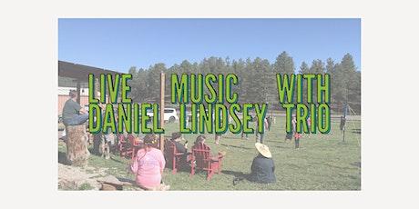 LIVE at El Camino: Daniel Lindsey Trio tickets