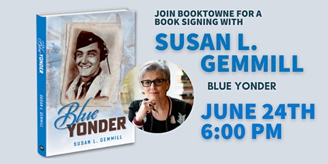 Book Signing with Susan L. Gemmill, Blue Yonder tickets