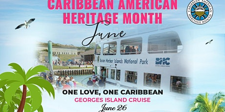 One Love, One Caribbean Georges Island Boat Cruise tickets