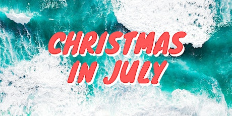 Christmas In July Happy Hour tickets