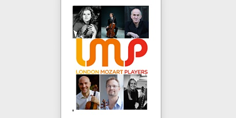 London Mozart Players and Guildhall graduates - Highgate Festival tickets