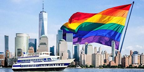 NYC Gay Pride Brunch Cruise 2021 tickets