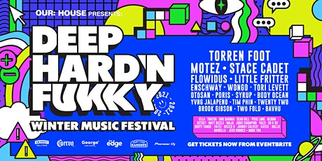 DEEP HARD N FUNKY WINTER MUSIC FESTIVAL 2021 tickets