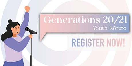 Generation 20/21 tickets