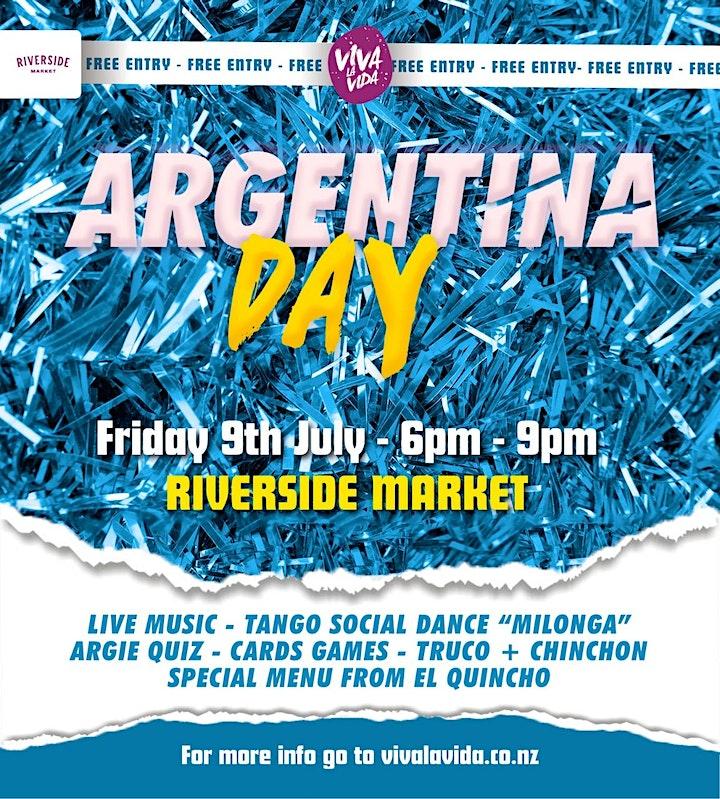 Argentina Day image