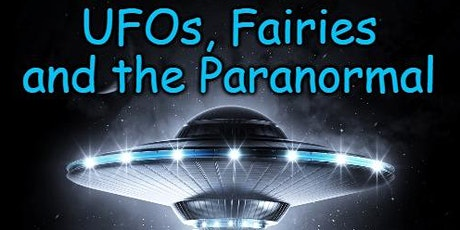 UFOs, Fairies and the Paranormal: An Evening with Sharon and Rhonda tickets