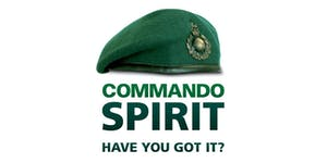 Commando Spirit Take The Leap SOLD OUT