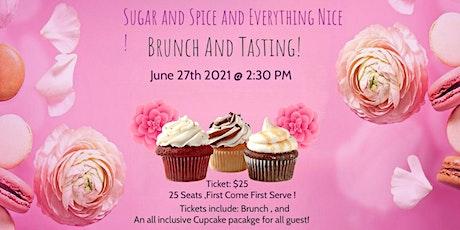Sugar and Spice Brunch ! tickets