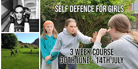 Introduction to self-defence for Girls 14-17  -  Krav Maga (Outdoor) tickets