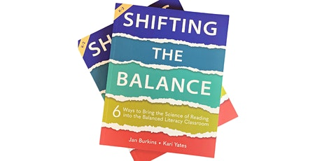 Shifting the Balance Professional Book Study tickets