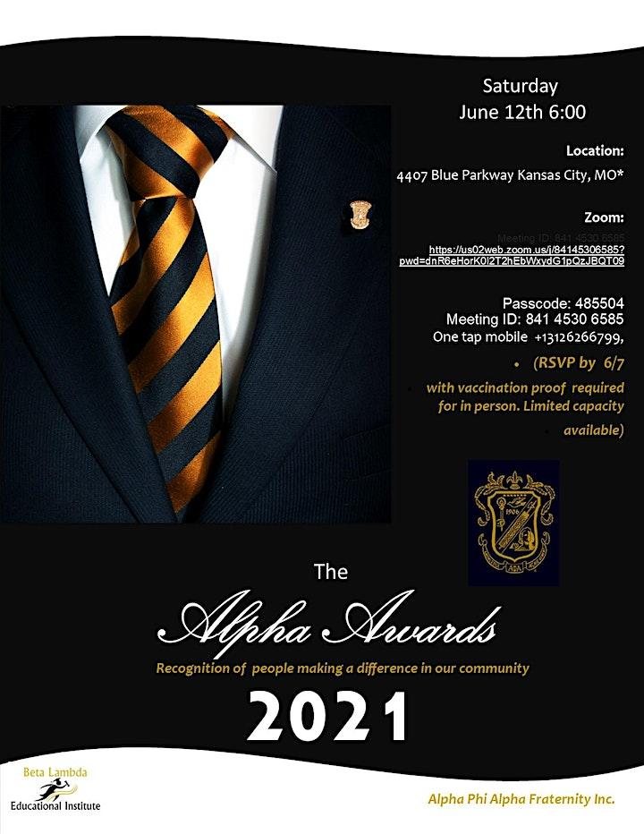 2021 Beta Lambda Chapter Scholarship & Awards Program image