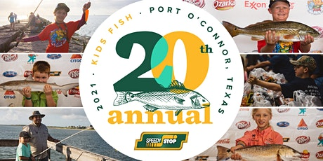 Speedy Stop 20th Annual Kid's Fishing Tournament tickets