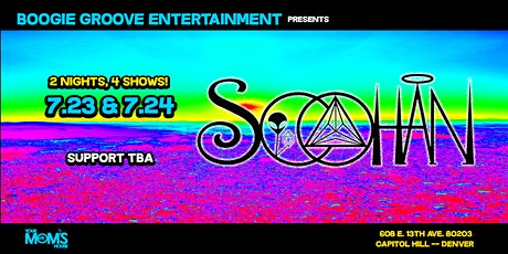 Soohan (Day 2 Late Show) tickets