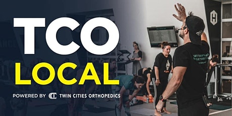 TCO Local #allthethings Workout tickets