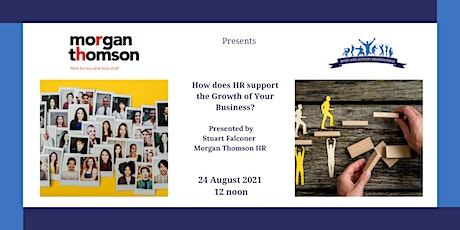 How does HR Support the Growth of Your Business? tickets