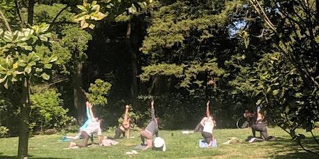 Outdoor Yoga near Hippie Hill tickets