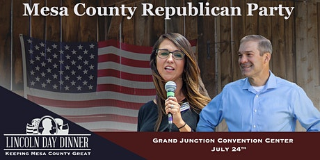 Mesa County Lincoln Day Dinner 2021 tickets