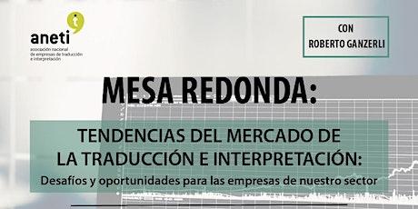 TENDENCIAS DEL MERCADO DE LA TRADUCCIÓN E INTERPRETACIÓN entradas