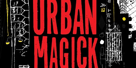 ONLINE: Urban Magick: Intro to Working with City Spirit tickets