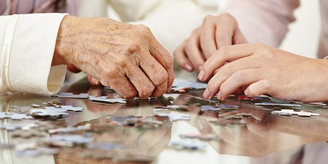 Activities: Keeping the Person with Dementia Engaged tickets