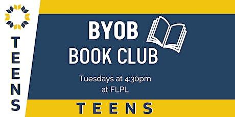 FLPL Teen BYOB Book Club tickets