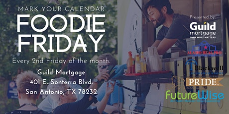 Foodie Friday - every 2nd Friday of the month tickets