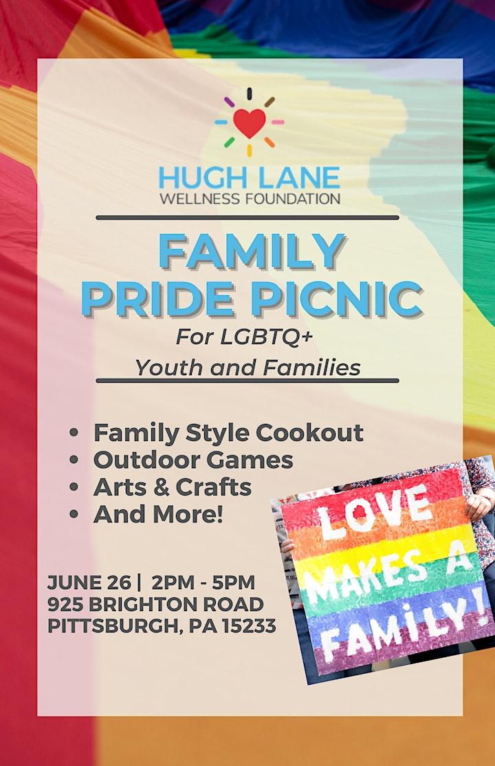 LGBTQ+ Family Pride Picnic image