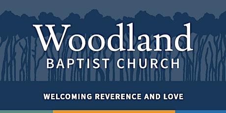 Woodland Worship - 9:00 am tickets