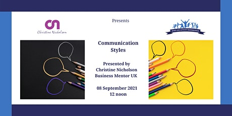 Communication Styles tickets