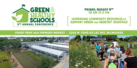 5th Annual Green  & Healthy Schools Conference tickets