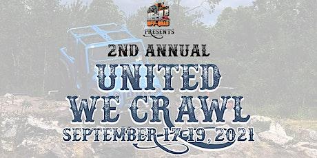 2nd Annual United We Crawl tickets