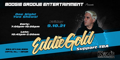Eddie Gold (Early Show) tickets