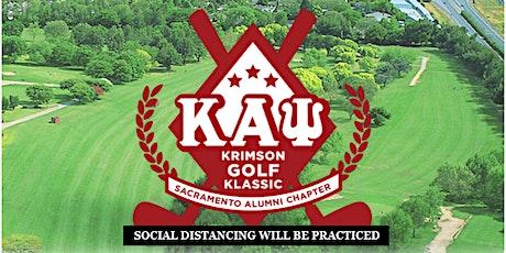 Krimson Golf Klassic 2021 tickets