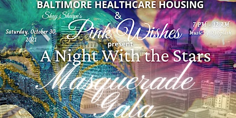 A Night With the Stars Masquerade Gala tickets