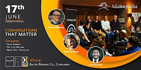 Conversations That Matter | Gold Coast tickets