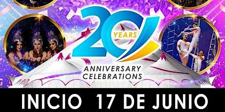 Circo Hermanos Caballero Las Vegas tickets