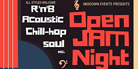 Mixdown Open Jam tickets