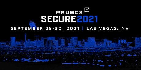 Paubox SECURE 2021 tickets
