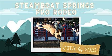 July 4, 2021  - Sunday Rodeo tickets