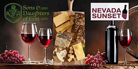 Sons & Daughters of Erin Wine & Irish Cheese Pairing Event tickets