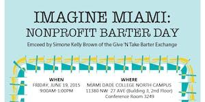 Imagine Miami: Nonprofit Barter Day
