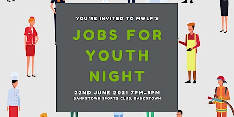 Jobs For Youth Information Night #2 Bankstown(Exhibitor Invitation) tickets
