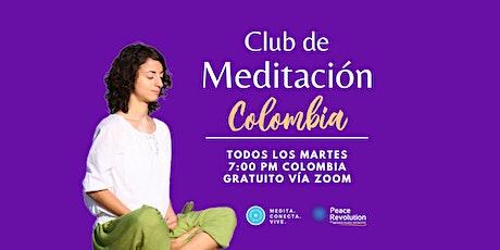 Club de Meditación COLOMBIA entradas
