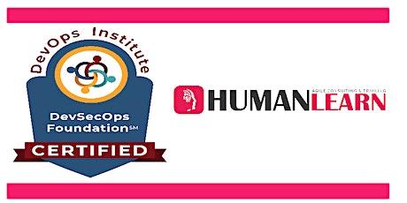 Formation certifiante DevSecOps tickets
