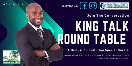 King Talk Round Table! tickets