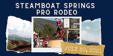 July 30, 2021  - Friday Rodeo tickets