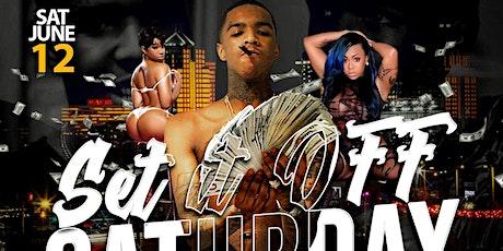 Set It Off Saturday tickets